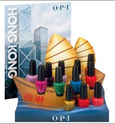 OPI Hong Kong Collection Spring 2010